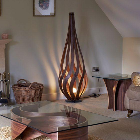 tulip floor light - Standing Lights For Living Room