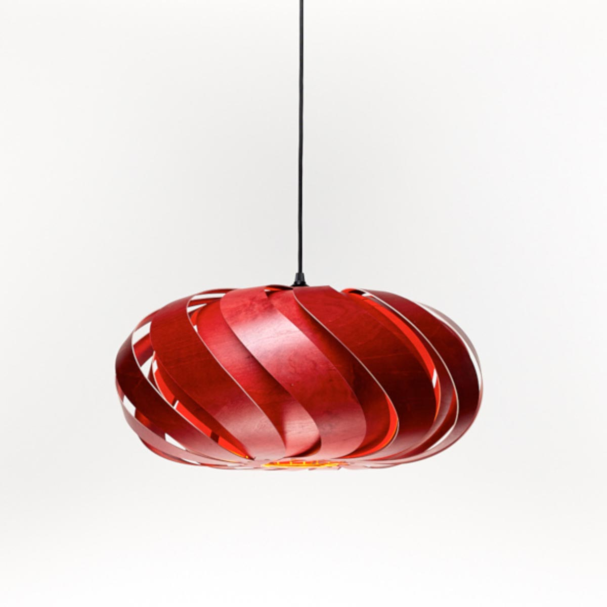 The Eclipse Is A Stunning Handcrafted Wooden Ceiling Light That Uses  Reflection To Give An Effective Distribution Of Light Which Highlights The  Grain Of The ...