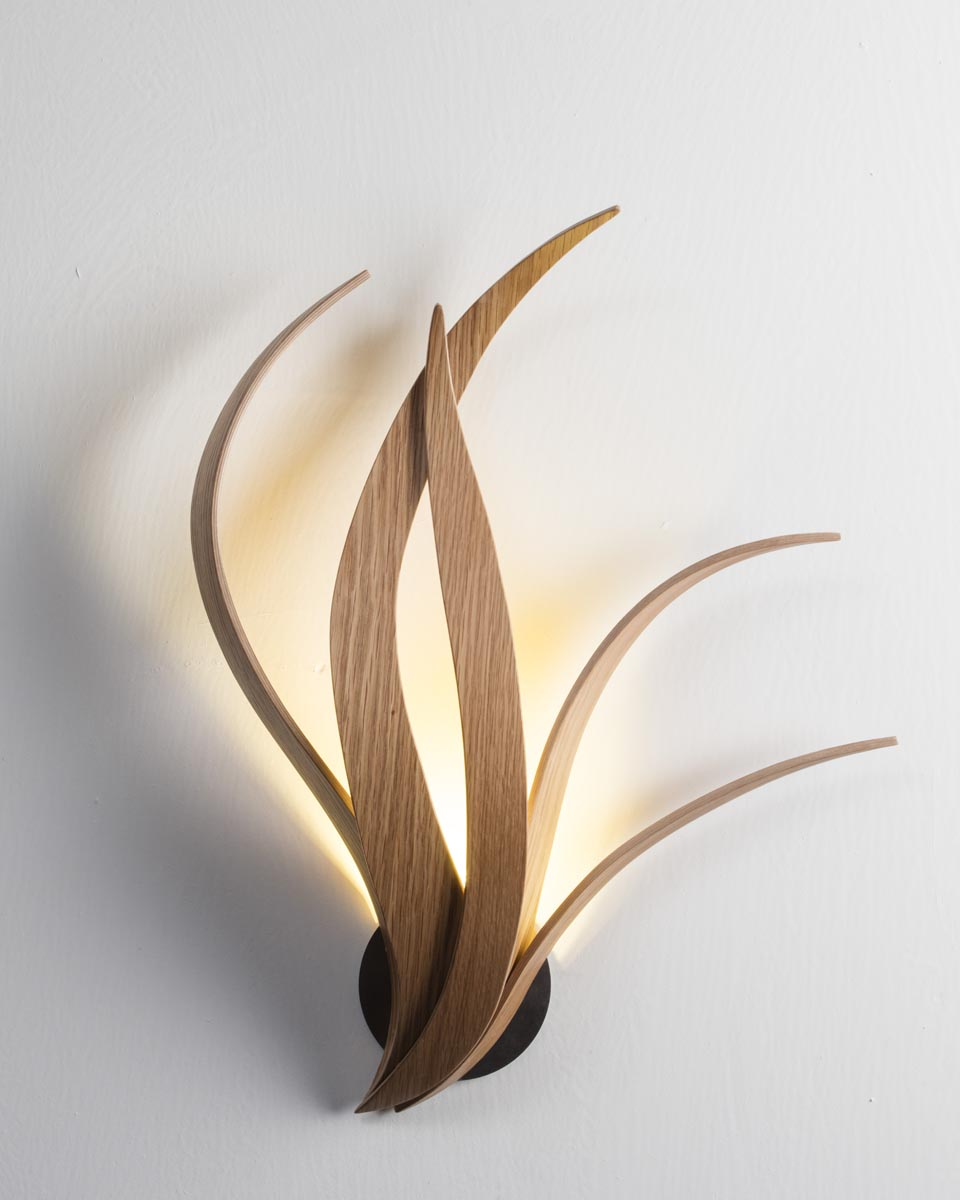 nature inspired lighting. The Iris Wall Light Is A Stunning Nature Inspired Piece Ideal For Space That Demands Either Art, Sculpture Or Lighting. Lighting ,