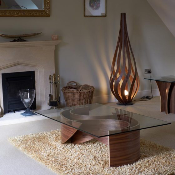 Unique Coffee Table – The Wave Coffee Table